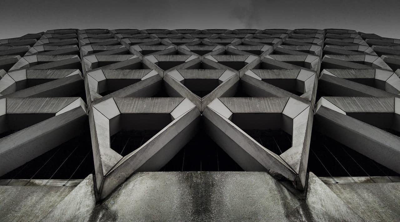 בניין בטון