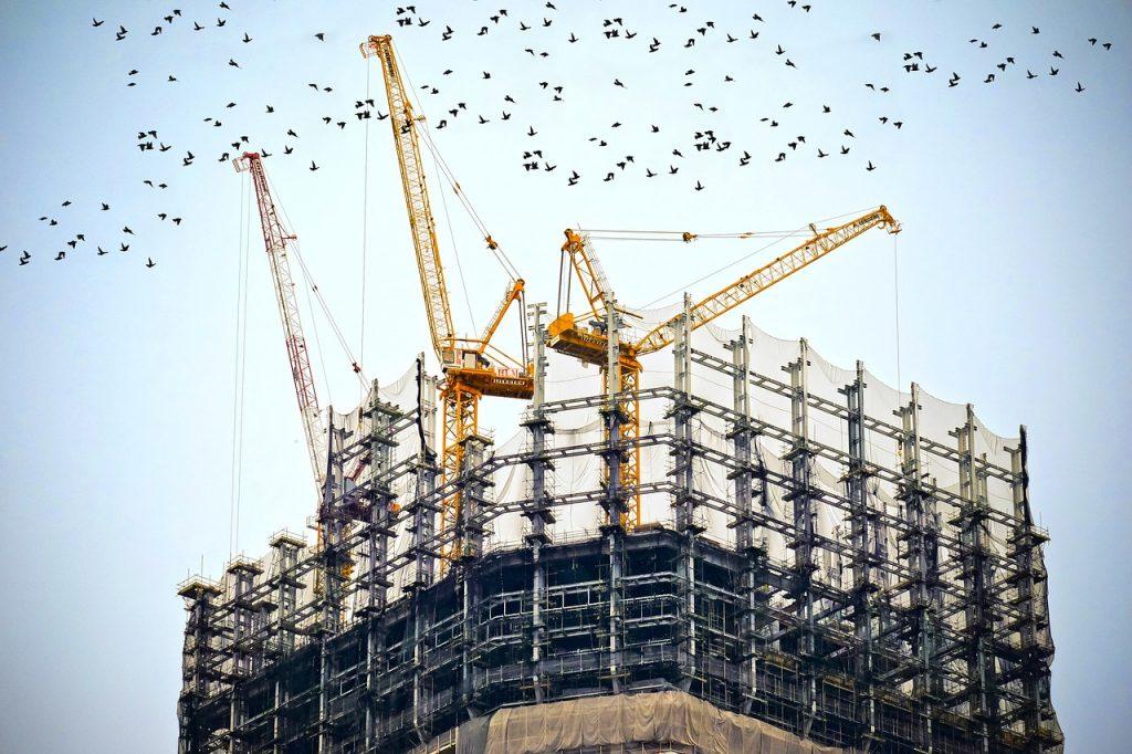 בניין בבניה