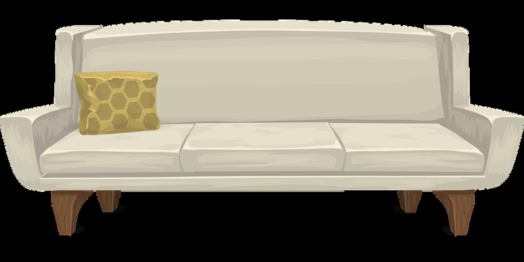 ספה נקייה