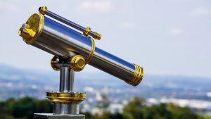 טלסקופ מקצועי